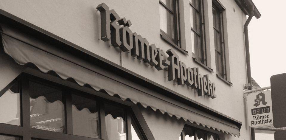 Römer-Apotheke Rottenburg am Neckar