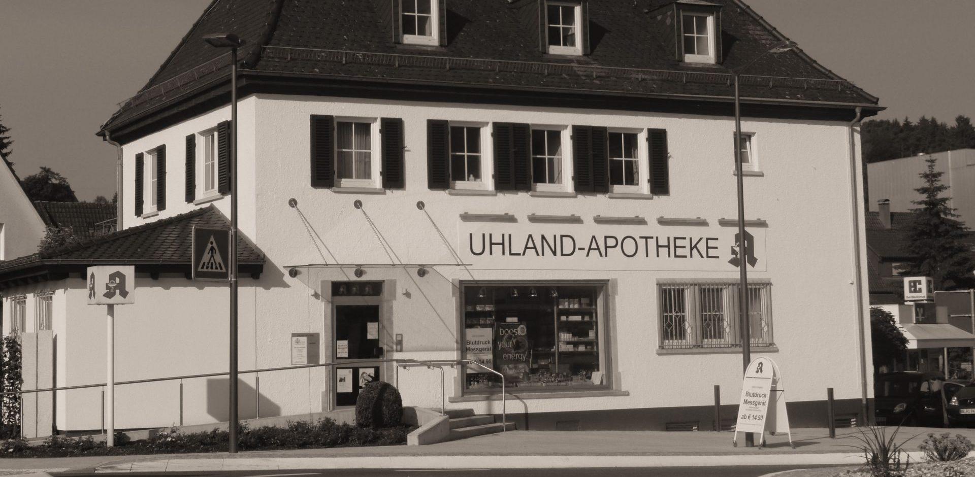 Uhland-Apotheke Waldenbuch